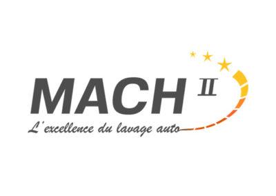 Mach II Lavage Libre Service