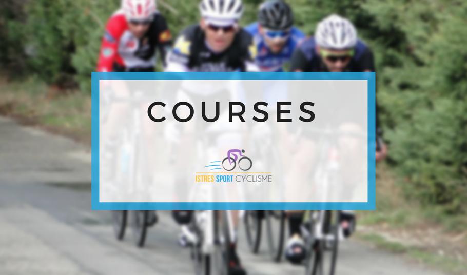 Courses saison 2019