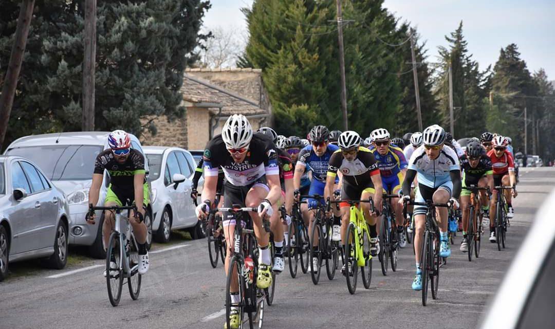 Course dimanche 3 mars UFOLEP Cavaillon