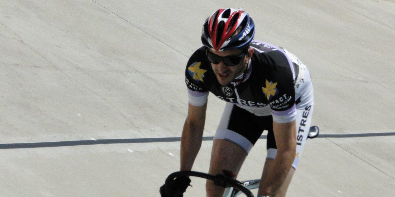 Samedi 13 avril course piste Vitrolles
