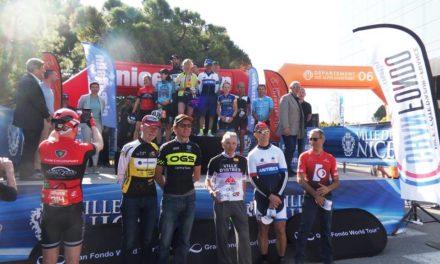 Dimanche 31 mars Grand Fondo Nice Côte D'Azur