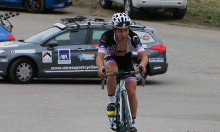 Lundi 22 avril course séniors La Romette Chaillol