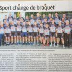 Retour sur les articles de presse Istres Sport Cyclisme pour ce début d'année 2019