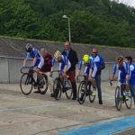 Course piste coupe de france cadets Eybens (38) sélection de Cyrille Aubert du 11 mai