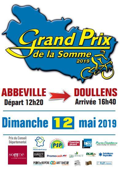 Course du 12 mai grand prix de la Somme en continentale élite