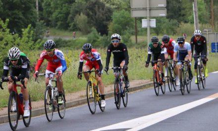 Course du 8 mai Villemagne L'Argentière 2ème et 3 ème catégorie