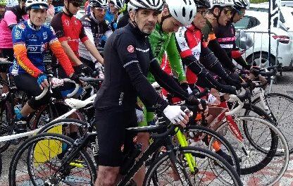 Le dimanche 26 avril 2019 cyclo sportive à Tarbes