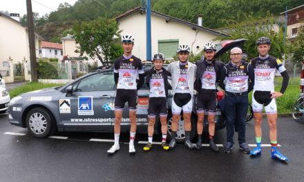 Course du week end du 25 et 26 mai Tour Des Pyrénées Des Gaves
