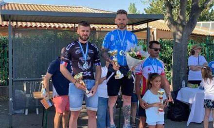 Course du dimanche 2 juin 2019 championnat départemental Des Bouches Du Rhône UFOLEP