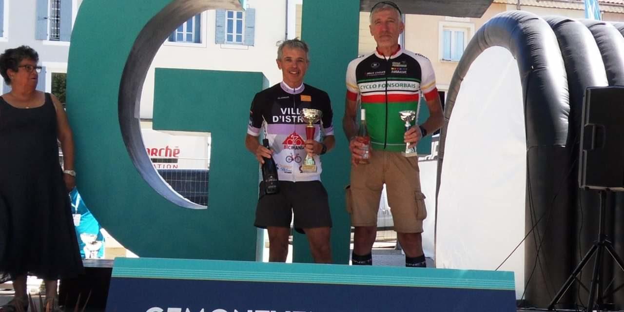 Cyclosportive la GF Le Ventoux