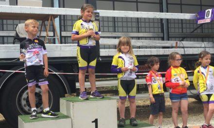 Dimanche 9 juin école de cyclisme à Montfavet FFC