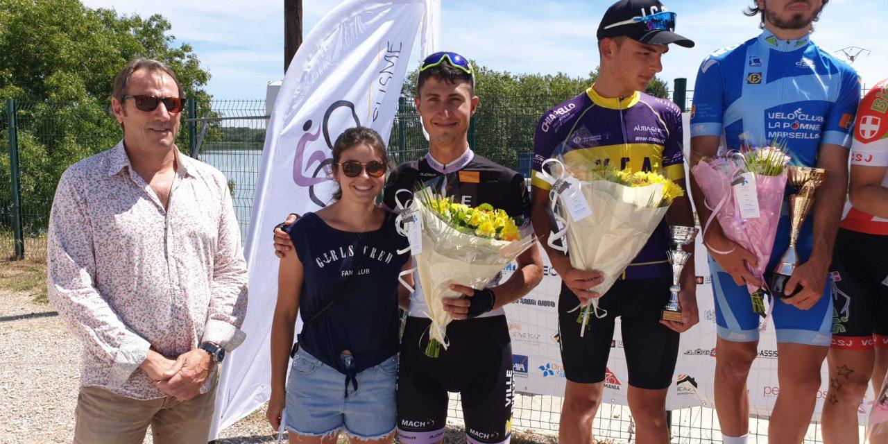 Dimanche 23 juin Entressen FFC course 3ème catégorie juniors et pass open.