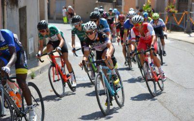 Course Bras le 5 aout 1er 2éme 3éme et juniors course FFC.
