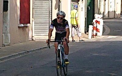 Course de Cabannes le 21 juillet course FFC 1er 2éme 3éme catégorie et juniors