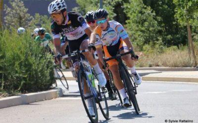 Dimanche 8 septembre course de Brignolles FFC 2ème 3ème catégorie et junior.