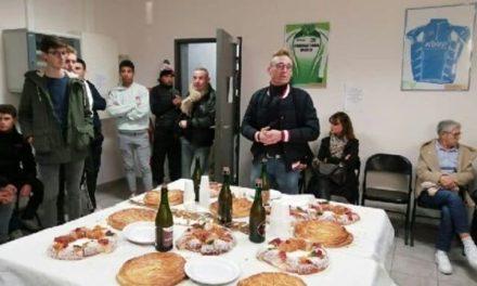 2ème stage de cohésion du mois de janvier 2020 + galettes et gâteaux des rois.