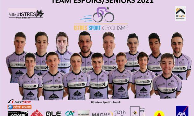 Equipe Espoirs/séniors 2021