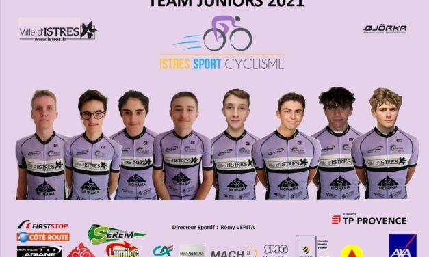 Equipe Juniors 2021